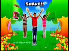 Just Dance Kids If Your Happy and you know it Preschool Action Songs, Creative Curriculum Preschool, Preschool Music, Music Activities, Just Dance Kids, Brain Break Videos, Dance Warm Up, Happy Song, Brain Gym