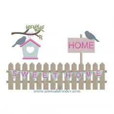 Sweet Home - Jardin