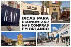 Descubra algumas dicas e segredos para economizar dinheiro e aproveitar ao máximo suas compras em Orlando, principalmente nos outlets da cidade