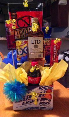 Man Bouquet, great gift idea :)