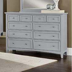 Darby Home Co Blakney 8 Drawer Double Dresser