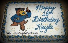 Very nice, Tina and Happy Birthday, Kayla! University Of Akron, Ua, Custom Design, Happy Birthday, Nice, Happy Aniversary, Happy Brithday, Urari La Multi Ani, Nice France