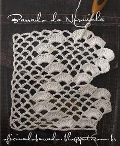 Croche - Um Barrado Charmosinho