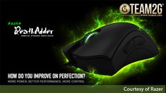 Team2G and Razer Deathadder Giveaway!