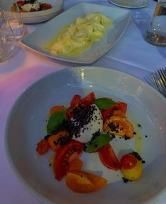 Organic Recipes, Ethnic Recipes, Food Diary, Caprese Salad, Panna Cotta, Food And Drink, Healthy, December, Happiness