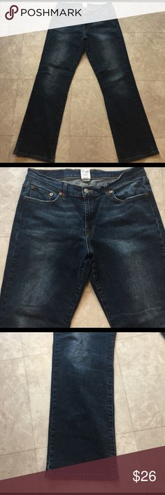 """Lucky Brand Classic Fit Jeans 12//31 Excellent condition. Inseam 31"""". Bottom of leg opening  9.5"""". Rise 9.5"""". Lucky Brand Jeans"""