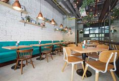 Cafe Restaurant, Conference Room, Interior, Table, Furniture, Pizza, Home Decor, Decoration Home, Indoor