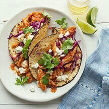 Spicy Tacos Goat Cheese