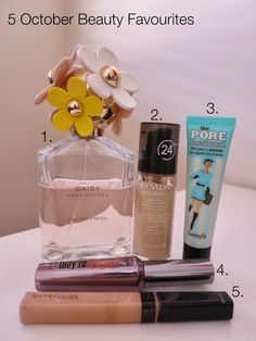 5 October beauty favourites