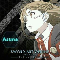 Sword Art Online Movie, Sao Ggo, Arte Online, Kirito Asuna, Online Anime, Noragami, Light Novel, Fire Emblem, Anime Characters