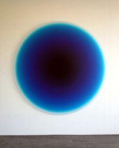 "Thomas Deyle galerie Trampler ""Candela No. 1 "" 2007, Acryl auf Acylglas, 200 cm http://www.thomasdeyle.de/archiv/id-2005-2007-tokonoma-candela.html"
