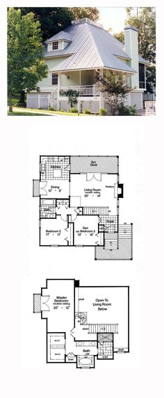 1000 Images About Florida Cracker House Plans On