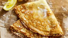 Check out this recipe! Diabetic Meal Plan, Diabetic Recipes, New Recipes, Savory Crepes, I Chef, Ham And Cheese, Artisan Bread, Pancakes, Healthy Eating