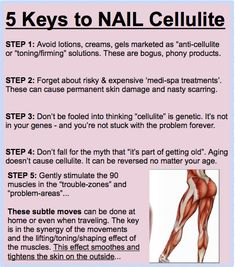 5 Keys To Nail Cellulite! – Leigh Ann Kelly 5 Keys To Nail Cellulite! 5 Keys To Nail Cellulite! Health And Beauty, Health And Wellness, Health Tips, Fitness Diet, Fitness Motivation, Health Fitness, Anti Cellulite, Cellulite Remedies, Cellulite Exercises