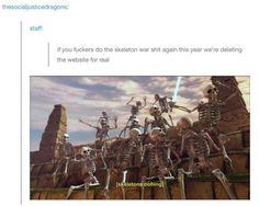 Skeleton War: Image Gallery | Know Your Meme