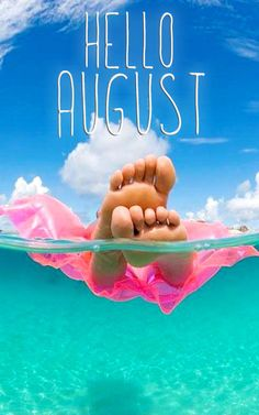 Perfect Bon Hello August | Did You Hear The One About... | Pinterest |