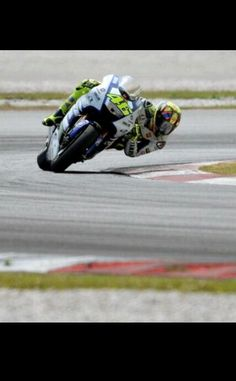 Valentino Rossi at sepang tests 2014