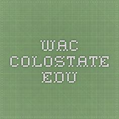 wac.colostate.edu