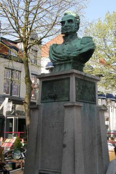 william of orange statue brixham devon