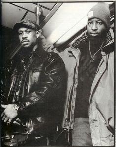 My Favorite Hip Hop Duo on the planet. Love N Hip Hop, Hip Hop And R&b, Hip Hop Rap, Hip Hop Artists, Music Artists, I Love Music, Good Music, Dj Premier, Gang Starr