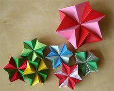 Origamipage - Ringharmonium