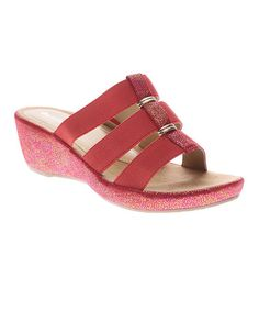 Womens Sandals PATRIZIA Deisy Red