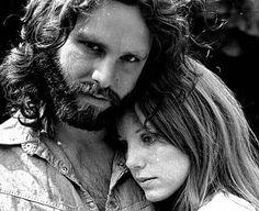 Jim Morrison & Pam Courson