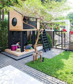 48 small backyard landscaping ideas 33 Informations About 48 kleine Gartengestaltungsideen 33 - Kind Backyard Patio Designs, Small Backyard Landscaping, Backyard For Kids, Pergola Patio, Patio Stone, Patio Privacy, Flagstone Patio, Small Patio, Concrete Patio