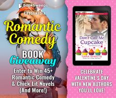 BookSweeps giveaway! Ends February 19th, 2018.