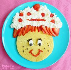 From time to time we like to make fun food for the girls and your little Strawberry Shortcake fans will LOVE this breakfast! I was a huge Strawberry Shortcake fan back in the late 70's/early 80's & I know I would have flipped to have this for breakfast! I still have all of my original...Read More »