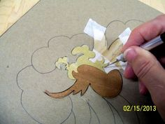 Marquetry Tutorial 101 ... Window Style #1: Marquetry Tutorial 101 ... Window Style - by justoneofme @ LumberJocks.com ~ woodworking community