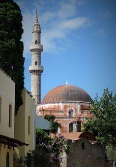 Rhodes, Monuments, Architecture Classique, Best Greek Islands, Chapelle, Guide, Taj Mahal, Building, Archangel