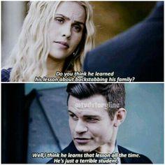 The Originals Rebekah and Elijah The Originals Rebekah, The Originals Tv, Vampire Diaries Quotes, Vampire Diaries The Originals, The Orignals, Vampire Look, The Mikaelsons, Vampier Diaries, Original Memes