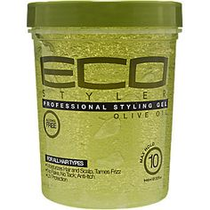 Eco Styler Olive Oil Styling Gel-Anoth CG Method post. This is a super affordable GC Method gel. It last forever ever!