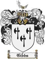 GIBBS Coat of Arms