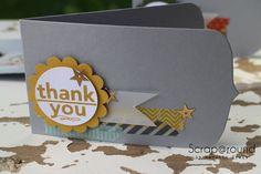 """Stamping & Blogging DT Sketch65 InColors 2014/2015 und Stempelset """"Hey you"""" Karte 2"""