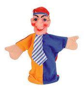 Poppenkastpop Jan Klaassen -De Oude Speelkamer #retro