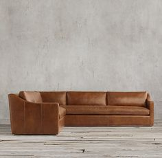 Belgian Classic Slope Arm Leather Left-Arm L-Sectional Leather Sectional Sofas, Leather Sofa, Modern Shop, Futuristic Furniture, Wall Art For Sale, Bead Loom Patterns, Hotel Interiors, Coaster Furniture, Paint Shop