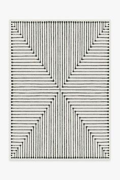 Jonathan Adler Inkdrop Slate Blue Rug | Washable Rug | Ruggable