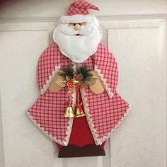 """Moldes para hacer muñecos Navideños """"Santa claus"""" ~ cositasconmesh"""