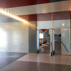 #aubette #strassbourg #gesamtkunstwerk #foyer-bar #sophietaeuberarp #jeanarp #theovandoesburg #destijl #designbutik #ontheroadagain