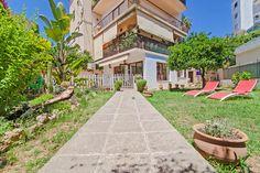 Trevlig lägenhet med stor trädgård i San Agustin #mallorca #lägenhet #SanAgustin #bostad #mäklare