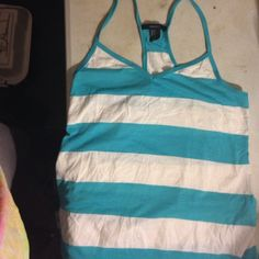 Striped tank top Flowy and lightweight tank top Tops Tank Tops