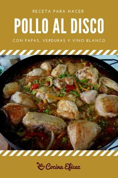 Chicken recipe with potatoes- Tender, tasty and substantial the chicken on the disk is one of the most loved foods in Argentina. We share the […] The entry Chicken recipe to the disk with potatoes appears first in. Marinated Chicken Recipes, Healthy Chicken Recipes, Potato Recipes, Ale, Pork, Food And Drink, Potatoes, Tasty, Meat
