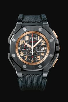 Chronographe Royal Oak Offshore Arnold Schwarzenegger