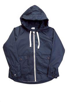 Macleay Navy Spring Jacket
