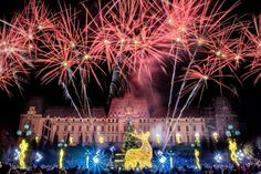 1st of December, Romanian National Day, at Palas