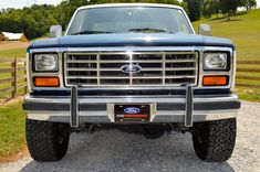 1986 Ford XLT Lariat SuperCab for sale on BaT Auctions - ending August 23 (Lot 79 Ford Truck, Ford Pickup Trucks, Ford 4x4, Ford Bronco, Car Ford, Lifted Trucks, F150 Truck, 4x4 Trucks, Diesel Trucks