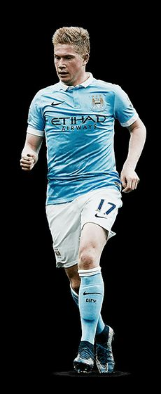 Kevin De Bruyne Manchester City View your team - Team of the Year - UEFA.com