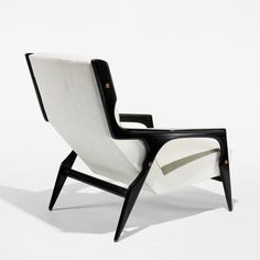 Gio Ponti, Armchair from the Hotel Parco dei Principi in Rome by Cassina, 1964.